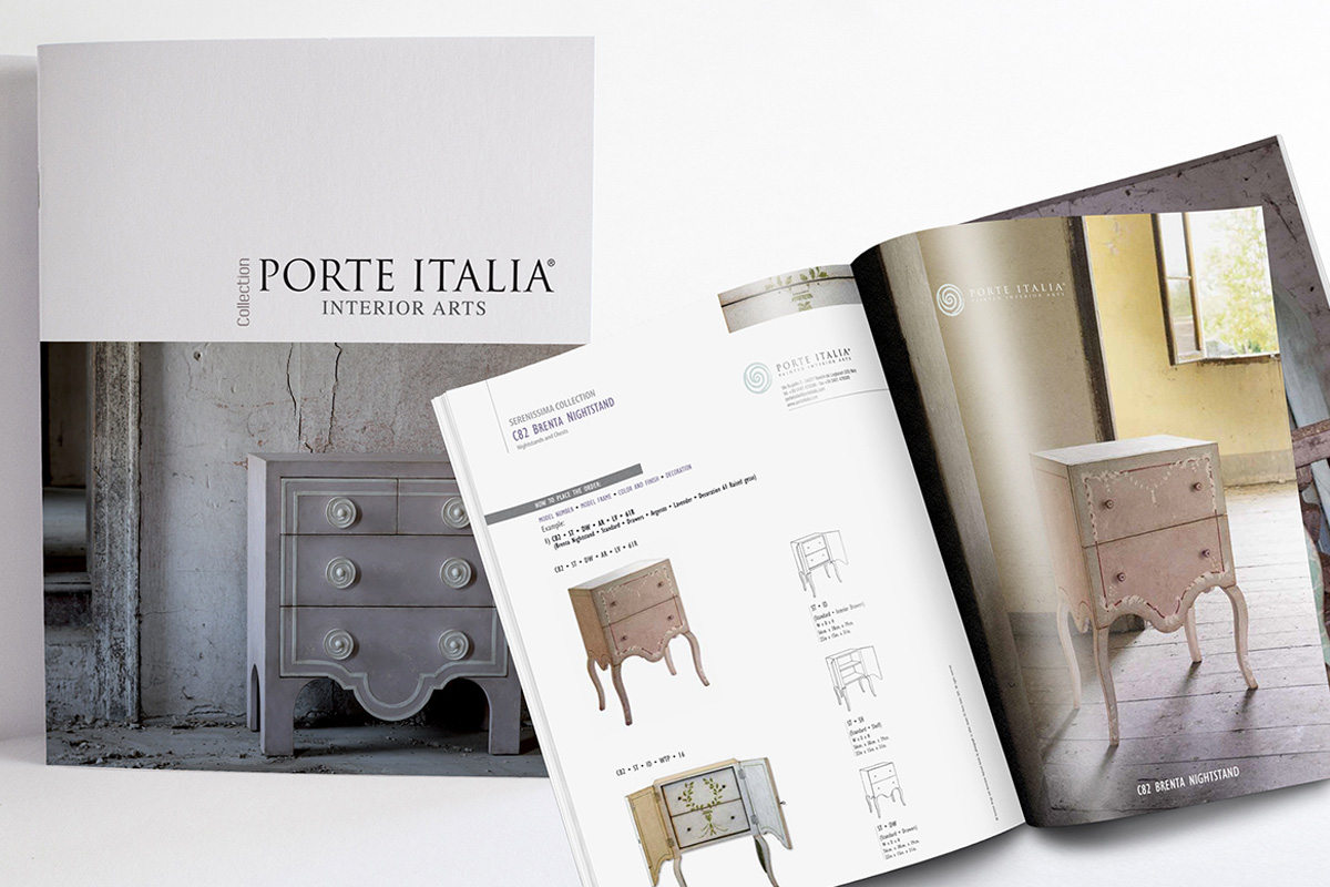 Porte Italia Of Porte Italia Brochure 360creativity