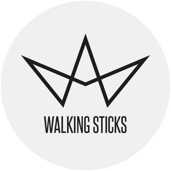collaborazione con walking sticks